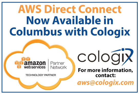 AWS Direct Connect Now Available in Columbus with Cologix